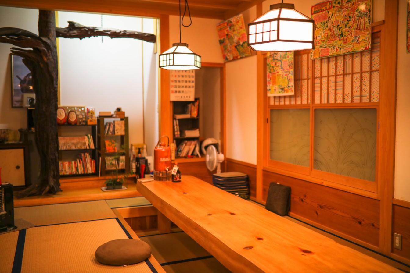 四万十町ゲストハウス「Ekimaehouse SAMARU」